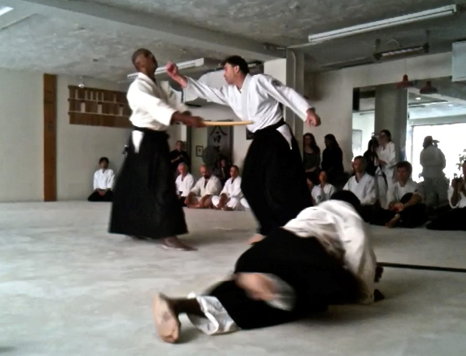 John Hadfield Aikido