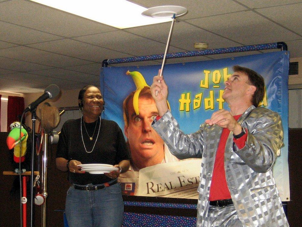 John Hadfield - Original Wholesome One-Man Comedy Variety